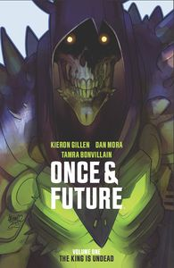 [Once & Future: Volume 1 (Forbidden Planet Exclusive Signed Mini Print Edition) (Product Image)]