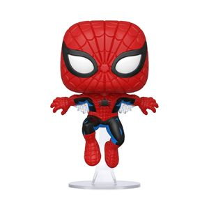 [Marvel: 80th Anniversary: Pop! Vinyl Figure: First Appearance Spider-Man (Product Image)]