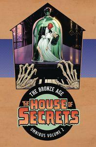 [House Of Secrets: The Bronze Age: Omnibus: Volume 2 (Hardcover) (Product Image)]
