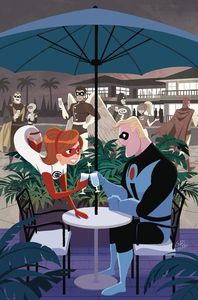 [Disney Pixar: Incredibles 2 #2 (Crisis Midlife & Other Stories) (Cover A) (Product Image)]