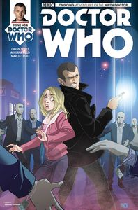[Doctor Who: 9th Doctor #14 (Cover C Florean) (Product Image)]