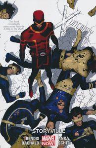 [Uncanny X-Men: Volume 6: Storyville (Product Image)]