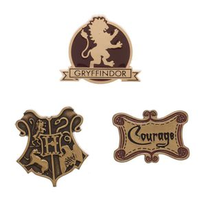 [Harry Potter: Lapel Pin 3-pack: Gryffindor (Product Image)]