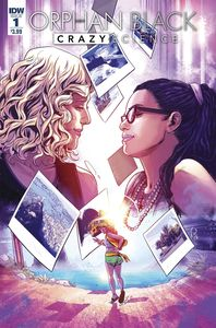 [Orphan Black: Crazy Science #1 (Cover A Ossio) (Product Image)]