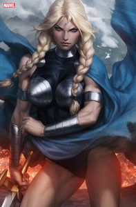 [King In Black: Return Of Valkyries #1 (Artgerm Virgin Variant) (Product Image)]