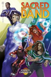 [Mutants & Masterminds: Sacred Band (Product Image)]