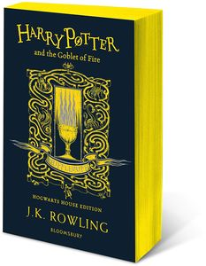 [Harry Potter & The Goblet Of Fire (Hufflepuff Edition) (Product Image)]