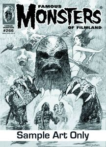 [Famous Monsters Of Filmland #266 (Product Image)]