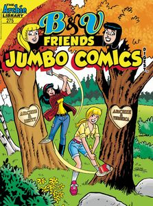 [B & V Friends: Jumbo Comics Digest #275 (Product Image)]