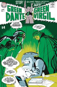 [Green Dante/Green Vigil: One Shot (Product Image)]
