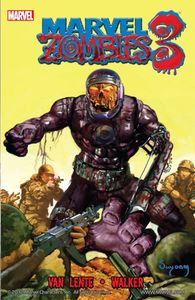 [Marvel Zombies: Volume 3 (New Printing) (Product Image)]