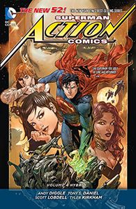 [Superman: Action Comics: Volume 4: Hybrid (N52) (Product Image)]