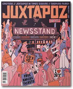 [Juxtapoz #184 (May 2016) (Product Image)]