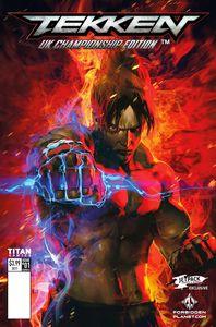 [Tekken #1 (Signed Forbidden Planet/Jetpack Exclusive UK Championship Variant) (Product Image)]