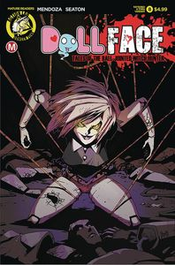 [Dollface #8 (Cover D Maccagni Pin Up Tattered & Torn) (Product Image)]