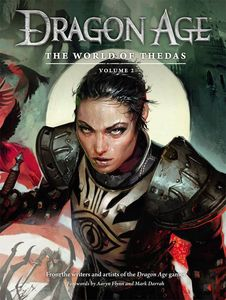 [Dragon Age: World Of Thedas: Volume 2 (Hardcover) (Product Image)]