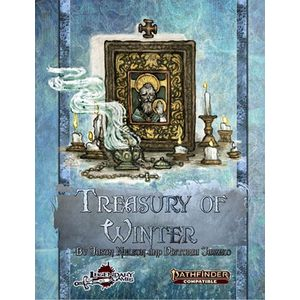 [Treasury Of Winter (Pathfinder 2nd Edition Compatible) (Product Image)]