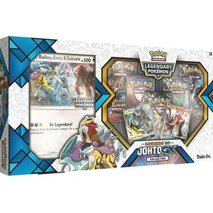 [Pokemon: Booster Box: Legends Of Johto GX Collection (Product Image)]