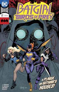 [Batgirl & The Birds Of Prey #17 (Product Image)]