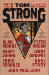 [Tom Strong: Volume 4 (Hardcover - Titan Edition) (Product Image)]
