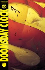 [The latest cover for Doomsday Clock]