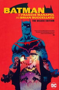 [Batman By Manapul & Buccellato (Deluxe Edition Hardcover) (Product Image)]