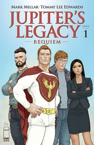 [Jupiter's Legacy: Requiem #1 (Cover B Quitely) (Product Image)]