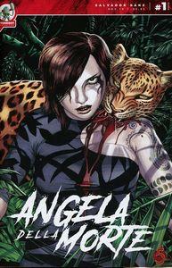 [Angela Della Morte #1 (Sanz Variant) (Product Image)]