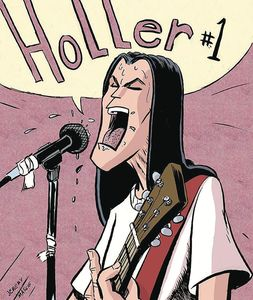 [Holler #1 (Cover B Massie) (Product Image)]