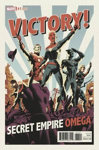 [Secret Empire: Omega #1 (Michael Cho Variant) (Secret Empire) (Product Image)]