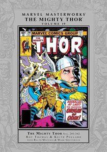 [Marvel Masterworks: Mighty Thor: Volume 19 (Hardcover) (Product Image)]