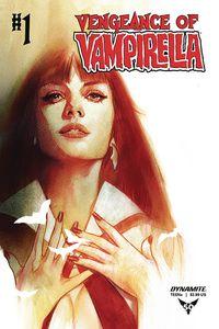[Vengeance Of Vampirella #1 (Cover C Oliver) (Product Image)]