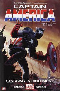 [Captain America: Volume 1: Castaway In Dimension Z: Book 1 (Product Image)]