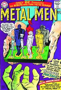 [Metal Men Archives: Volume 2 (Product Image)]