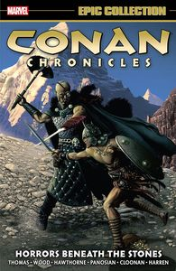 [Conan Chronicles: Epic Collection: Horrors Beneath Stones (Product Image)]
