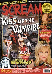 [Scream Magazine #40 (Product Image)]