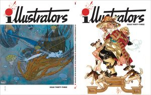 [Illustrators Magazine #33 (Product Image)]