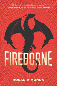 [Aurelian Cycle: Book 1: Fireborne (Hardcover) (Product Image)]