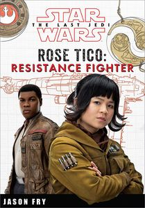 [Star Wars: The Last Jedi: Rose Tico: Resistance Fighter (Replica Journal - Hardcover) (Product Image)]