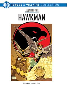 [DC Graphic Novel Collection: Heroes & Villains: Volume 13 Hawkman (Hardcover) (Product Image)]