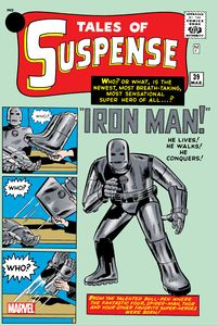 [Tales Of Suspense #39 (Facsimile Edition) (Product Image)]