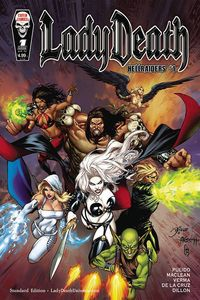 [Lady Death: Hellraiders #1 (Standard Cover) (Product Image)]