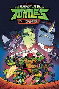 [Rise Of The Teenage Mutant Ninja Turtles: Volume 3: Sound Off (Product Image)]