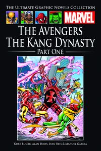 [Marvel Graphic Novel Collection: Volume 215: Avengers Kang Dynasty (Product Image)]