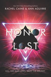 [Honor Lost (Hardcover) (Product Image)]