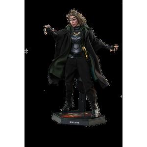 [Loki (Disney+): Hot Toys 1/6 Scale Action Figure: Sylvie (Product Image)]