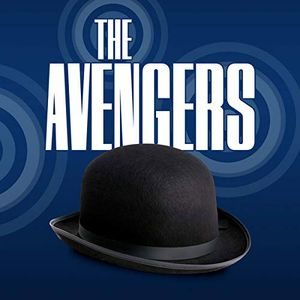 [The Avengers: The Comic Strip Adaptations: Volume 5: Steed & Tara King (Product Image)]