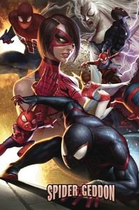 [Spider-Geddon #0 (In Hyuk Lee Connecting Variant) (Product Image)]