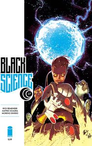 [Black Science #27 (Product Image)]