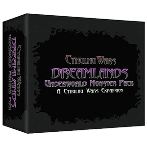 [Cthulhu Wars: Dreamlands Underworld Monster Expansion (Product Image)]
